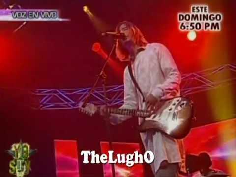 Yo Soy Peru 2012 Kurt Cobain 25 mayo