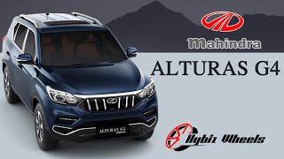 Mahindra Alturas G4 Interior and Exterior Review