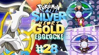 APPARE IL DIO DEI POKEMON ARCEUS! - Pokemon Heart Gold e Soul Silver Egglocke Randomizer ITA - Ep 28