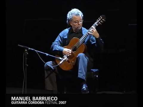 Manuel Barrueco - Guitarra Cordoba Festival - 2007