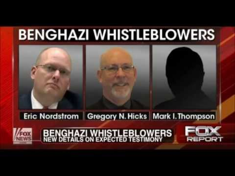 Just In: Whistleblowers Blow Lid Off Benghazi-Gate Coverup