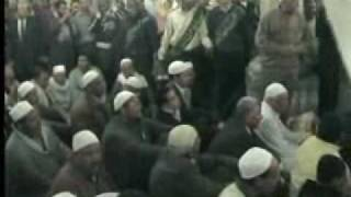بالفيديو .. احتفالات الطريقة  الحامدية الشاذلية بالمولد النبوي الشريف  في مصر