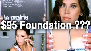 $95 FOUNDATION WTF? | First Impressions