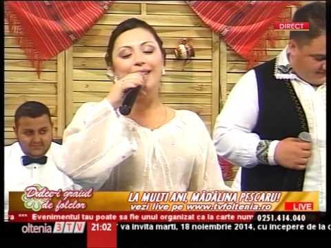 Madalina Pescaru - Mai Intoarce Doamne Roata Live video