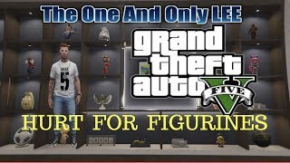 LIVE-GTA 5 -HUNT  FOR FIGURINES AND MORE OPEN LOBBY FUN -COME JOIN US  /GTA 5 ONLINE PS4/