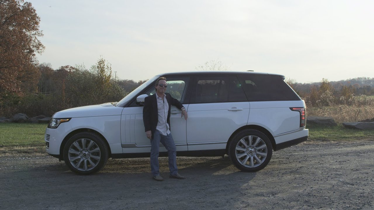 new range rover test drive review youtube. Black Bedroom Furniture Sets. Home Design Ideas