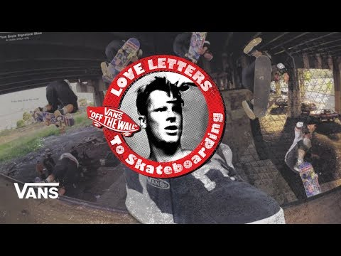 60 Seconds With Grosso: Tom Boyle | Jeff Grosso's Love Notes | VANS