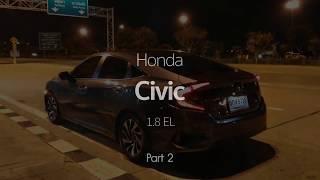 Honda Civic 1.8 EL - Clip02