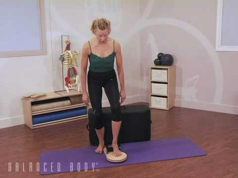 Elizabeth's Studio : EP38 : Pilates for the Feet - Foot Corrector