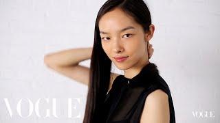 Fei Fei Sun - Model Wall - Vogue Diaries