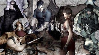 RESIDENT EVIL 4 - Mercenaries Parte 1 (Funklinstream)