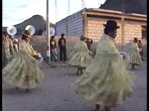 Banda Cocanis de Oruro  en la fiesta Patronal de C.P. de Acari.Yunguyo - Puno 2