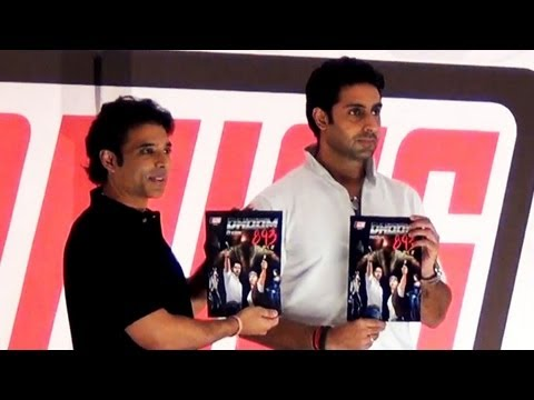 YOMICS Launch Event - Uday Chopra & Abhishek Bachchan - Part 3