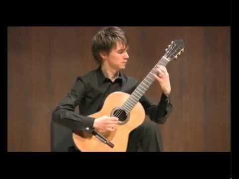Mattias Jacobsson - Guajira by Emilio Pujol