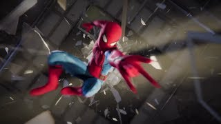 Wilson Fisk Vs Homecoming Suit! (Stark Suit) | Marvel's Spider-Man NG+
