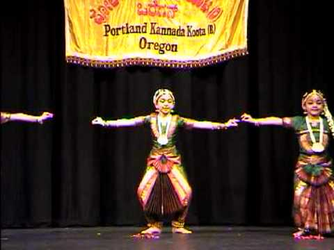 Bharatanatyam Pushpanjali video