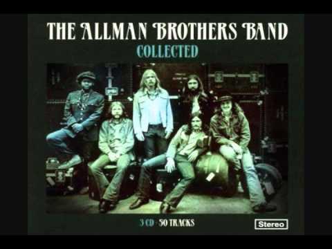 ALLMAN BROTHERS BAND - MIDNIGHT RIDER LYRICS