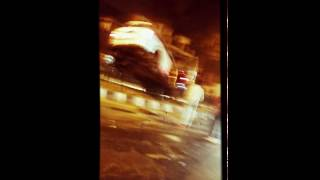 SUV car accident Delhi pratap Nagar 31st night 2:22am 2017 part ||