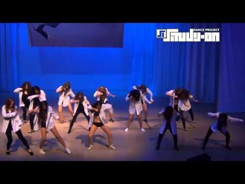 Отчетный концерт 1,2 step-2014. Танцевальная школа STUDY-ON. Челябинск.