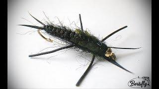 Big Black Stonefly Nymph