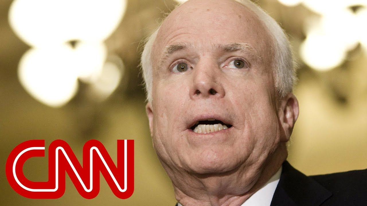 Dan Rather: Always country first with McCain