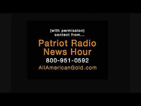 Patriot Radio News Hour 4/4:Obama's New Deal Will Give Bernanke Unlimited Power!!