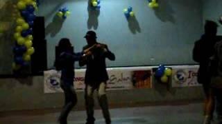 Salsa congress conce Borysmamboy magy dance