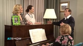 Provocare AISHOW: Mihail Muntean cântă romanțe