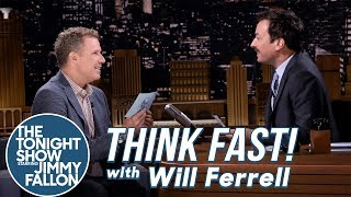 Think Fast! with Will Ferrell