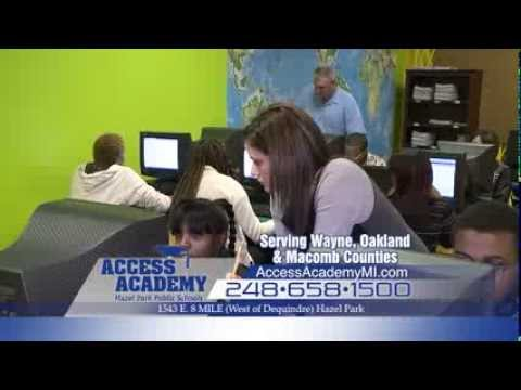 Access Academy a Safe and Controlled High School Education