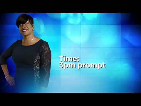 Till you're sanctified viewing promo - 3rd Aug 2014