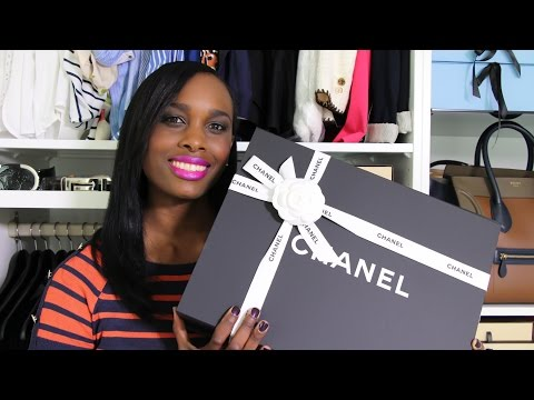 CHANEL Handbag Unboxing | Grand Shopping Tote GST Haul