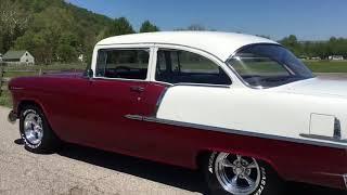 1955 Chevrolet Bel Air -RESTORED-COLD AC-SOLID TRI FIVE