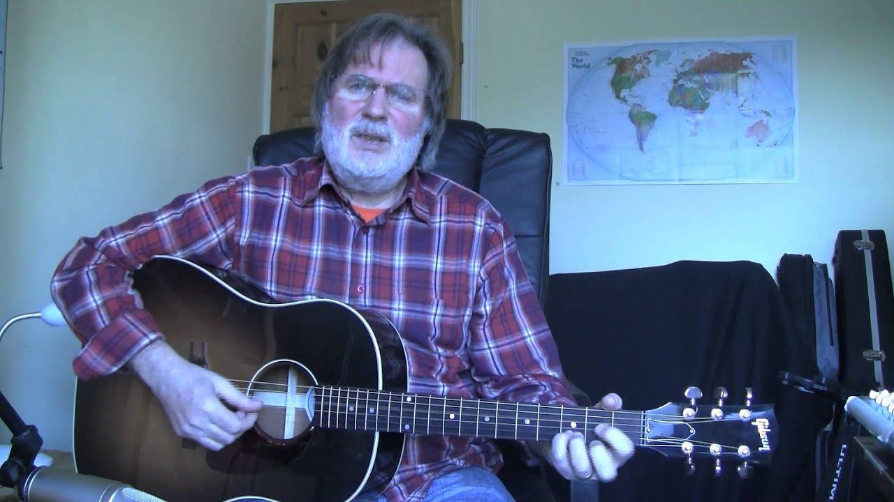 how to play eagles desperado on guitar