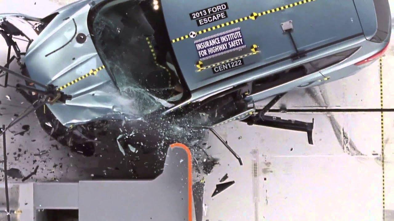 crash rating ford escape 2017 2018 best cars reviews. Black Bedroom Furniture Sets. Home Design Ideas