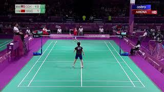 Sukan Olimpik Remaja : Goh Jin Wei Emas | Badminton | Astro Arena