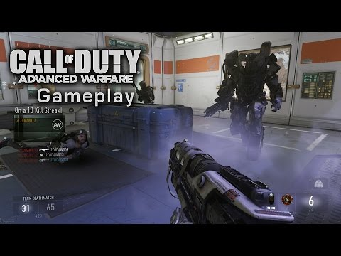 Goliath Rampage - Call of Duty: Advanced Warfare Multiplayer Gameplay