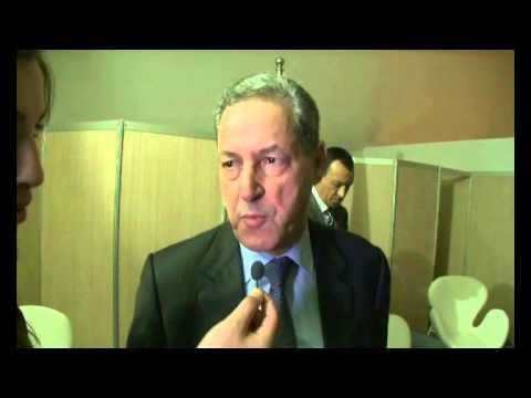 Déclaration de M. Mohand Laenser, Ministre de l'Intérieur Marocain