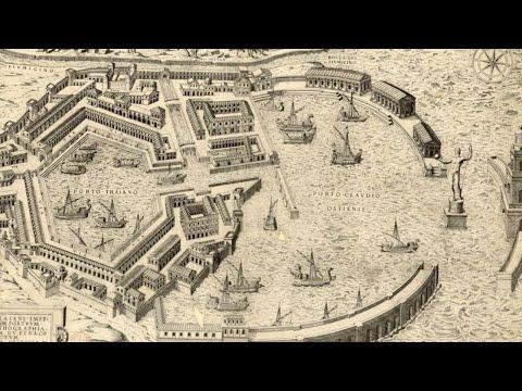 Archéologie des ports #6 Les ports perdus des étrusques – 1re partie