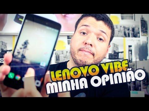 Review Lenovo Vibe A7010 - MINHA OPINIÃO !!!