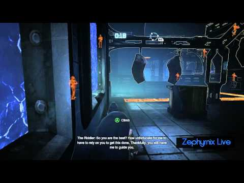 Batman: Arkham City - Robin Gameplay