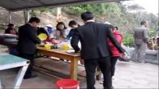 Lễ đầu năm 2015-Côn Sơn,Kiếp Bạc