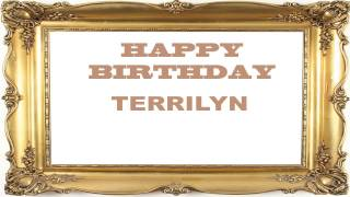 Terrilyn   Birthday Postcards & Postales