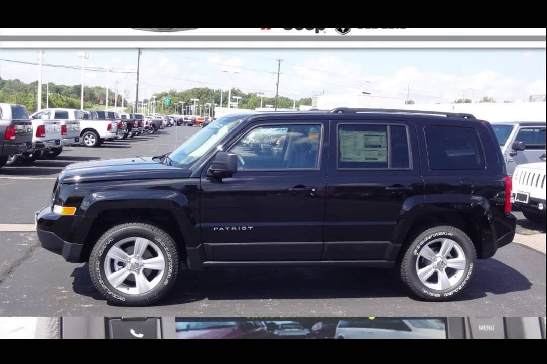 2015 jeep patriot sport 4x4 youtube. Black Bedroom Furniture Sets. Home Design Ideas
