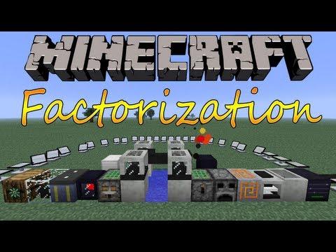 Minecraft 1.5.1 - Instalar Factorization / Español