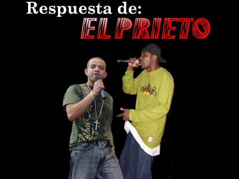 Nacho Tirandole a los Reperos & La Respuesta de El Prieto