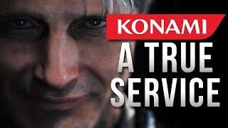 Konami: A True Service