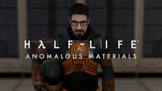 Half-Life: Anomalous Materials [SFM]