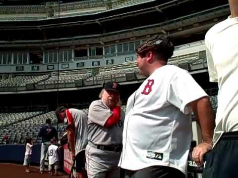2010 Red Sox-Yankees Media Game