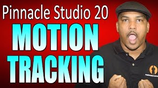 Pinnacle Studio 20 Ultimate | Motion Tracking Tutorial